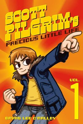 Scott Pilgrim's Precious Little Life 9781932664089