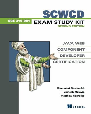 Scwcd Exam Study Kit: Java Web Component Developer Certification 9781932394382