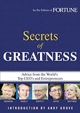 Fortune: Secrets of Greatness 9781933405902