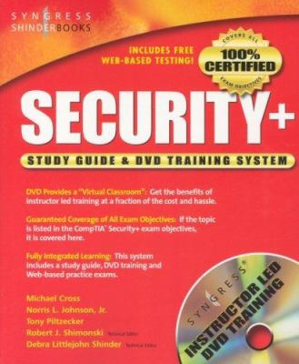 Security+ Study Guide and DVD Training System [With DVD] 9781931836722