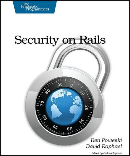 Security on Rails 9781934356487