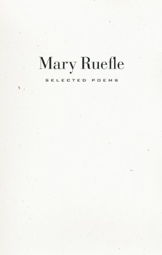 Selected Poems 9781933517568