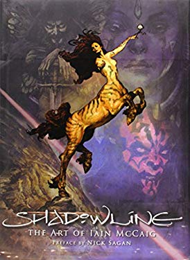 Shadowline: The Art of Iain McCaig 9781933784243