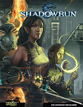 Shadowrun 9781934857311