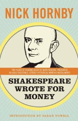 Shakespeare Wrote for Money 9781934781296