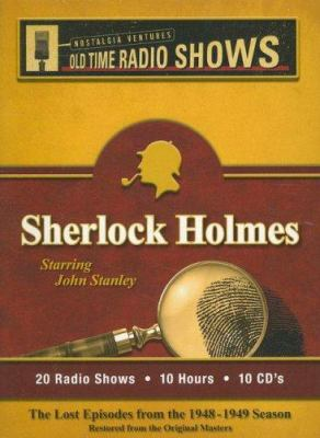 Sherlock Holmes: The Lost Episodes from the 1948-1949 Season 9781932806458