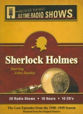 Sherlock Holmes: The Lost Episodes from the 1948-1949 Season