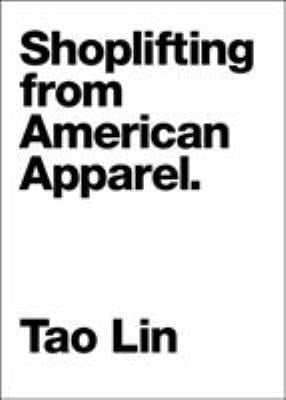 Shoplifting from American Apparel 9781933633787