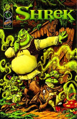Shrek Tp Volume 1 Limited Edition Collection 9781934944912