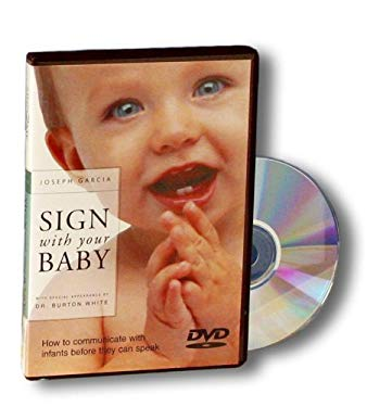 Sign with Your Baby - DVD Training Video: Us Version 9781932354027