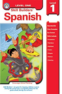 Skill Builders Spanish Level 1 9781932210149