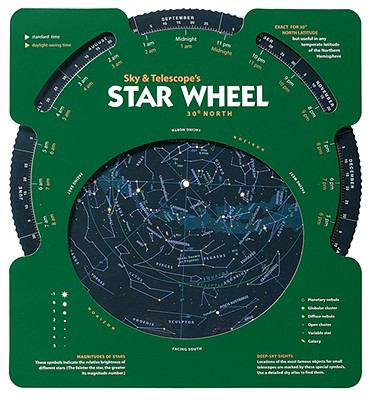 Sky & Telescope's Star Wheel 30 North 9781931559102
