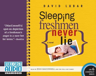Sleeping Freshmen Never Lie 9781933322520