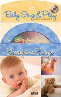 Sleepytime Songs [With CD] 9781932915426