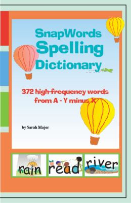 Snapwords Spelling Dictionary 9781936981212