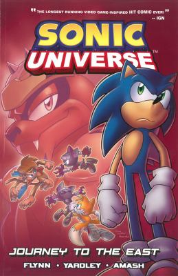 Sonic Universe 4: Journey to the East 9781936975341