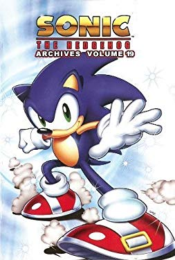 Sonic the Hedgehog Archives 19 9781936975198