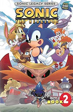 Sonic the Hedgehog: Legacy Vol. 2 9781936975266