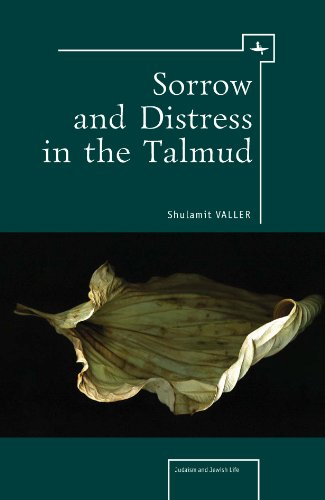 Sorrow and Distress in the Talmud 9781936235360
