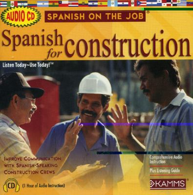 Spanish for Construction 9781934842324