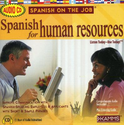 Spanish for Human Resources 9781934842249