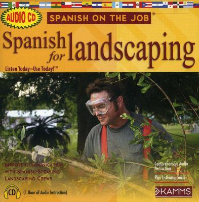 Spanish for Landscaping 9781934842294