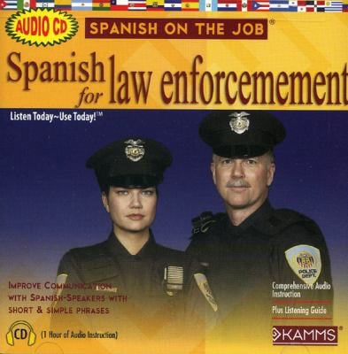 Spanish for Law Enforcement