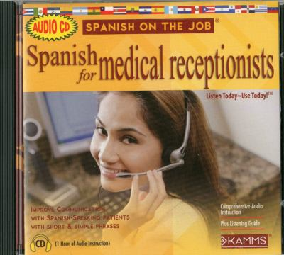 Spanish for Medical Receptionist