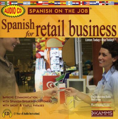 Spanish for Retail Business 9781934842355