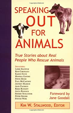 Speaking Out for Animals (P) 9781930051348