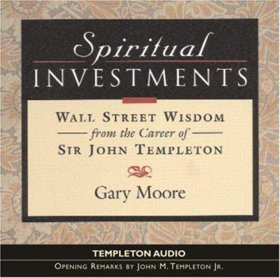 Spiritual Investments Audio 9781932031805