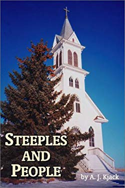 Steeples and People: Country Churches and Towns of Northcentral and Northeastern Washington 9781930580428