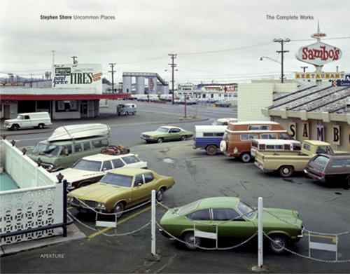 Stephen Shore: Uncommon Places 9781931788342