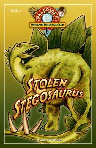 Stolen Stegosaurus 9781934133040