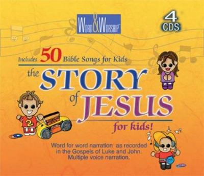 Story of Jesus for Kid's-CEV 9781930034235