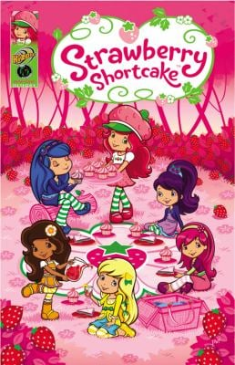 Strawberry Shortcake: Pineapple Predicament and Other Stories 9781936340576