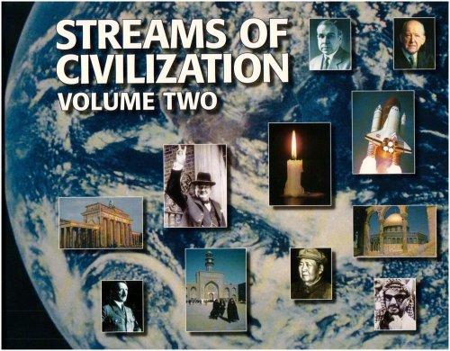 Streams of Civilization V2 Cultures in C 9781930367463