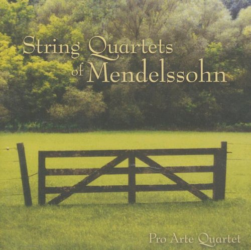 String Quartets of Mendelssohn