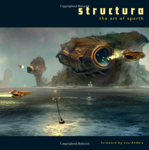 Structura: The Art of Sparth 9781933492254