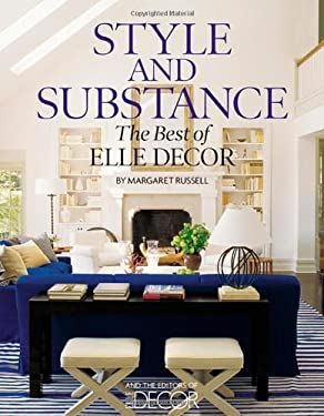 Style and Substance: The Best of Elle Decor 9781933231600