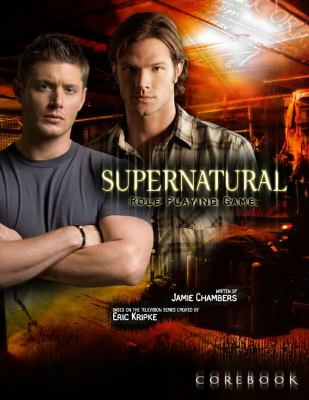 Supernatural Role Playing Game 9781931567497