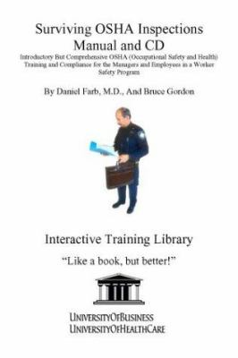 Surviving OSHA Inspections, Manual and CD 9781932634938
