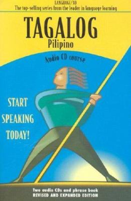 Tagalog Language/30 with Book [With Book] 9781931850100