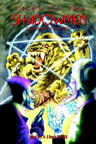 Tales of the Shadowmen 2: Gentlemen of the Night 9781932983609