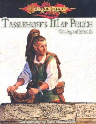Tasslehoff's Map Pouch the Age of Mortals 9781931567329