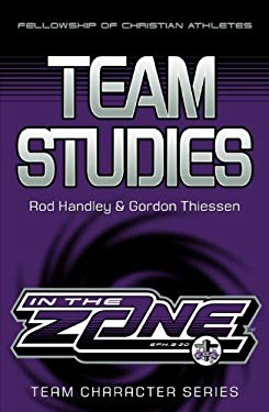 Team Studies: In the Zone 9781938254017