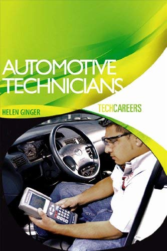 Automotive Techicians 9781934302439