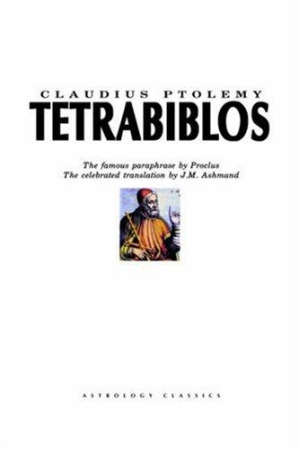 Tetrabiblos 9781933303123