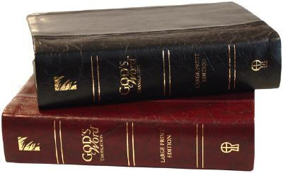 Text Bible-GW-Large Print 9781932587616