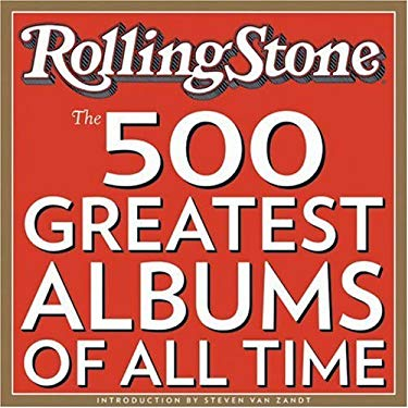The 500 Greatest Albums of All Times 9781932958614